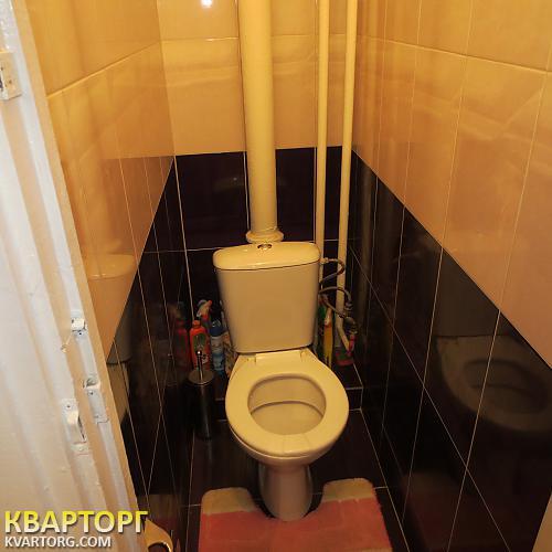 сдам 2-комнатную квартиру. Киев, ул. Приречная 5. Цена: 480$  (ID 1159161) - Фото 7