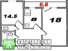 продам 2-комнатную квартиру. Киев, ул.Пимоненко 3. Цена: 89000$  (ID 32277) - Фото 10