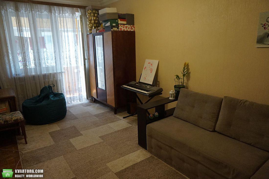 продам 1-комнатную квартиру Киев, ул.Чешская  3 - Фото 1
