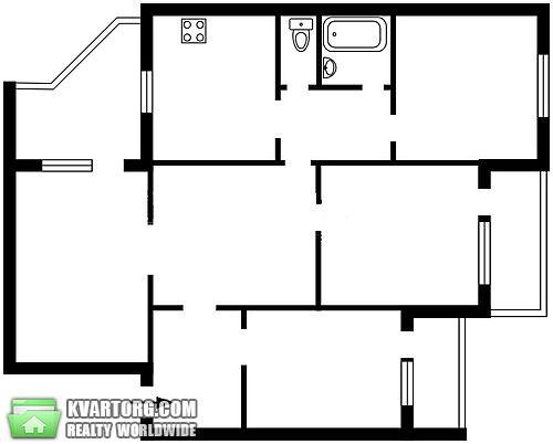 продам 4-комнатную квартиру Киев, ул. Приречная 37 - Фото 9