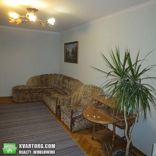 сдам 3-комнатную квартиру. Киев, ул.Приозерная 8. Цена: 520$  (ID 1576256) - Фото 1