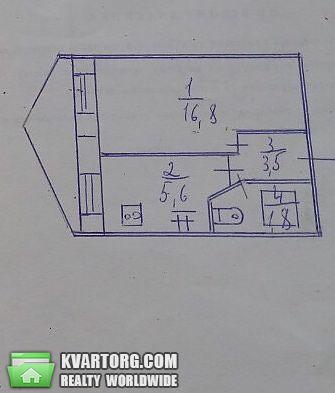 продам 1-комнатную квартиру Киев, ул. Шепелева 7а - Фото 8