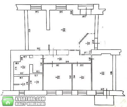 продам 4-комнатную квартиру Киев, ул. Кудрявская 10 - Фото 1
