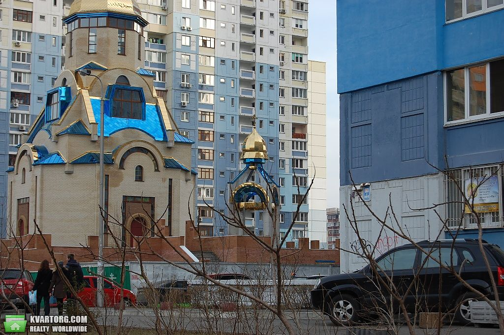 продам 3-комнатную квартиру. Киев, ул.Цветаевой 9. Цена: 80000$  (ID 1636840) - Фото 1