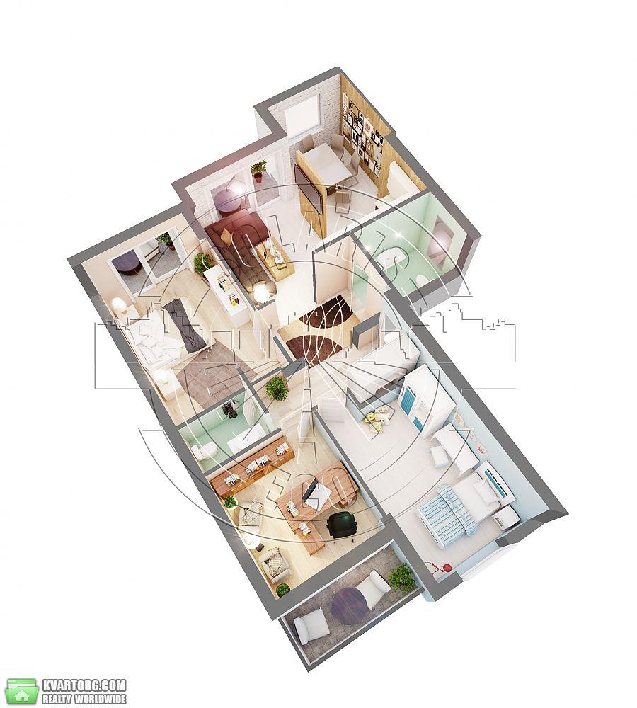 продам 3-комнатную квартиру Одесса, ул.Сахарова - Фото 4