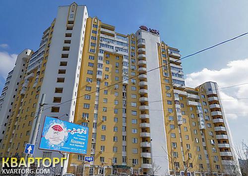 продам 3-комнатную квартиру Киев, ул.ул.Борщаговская  145 - Фото 1