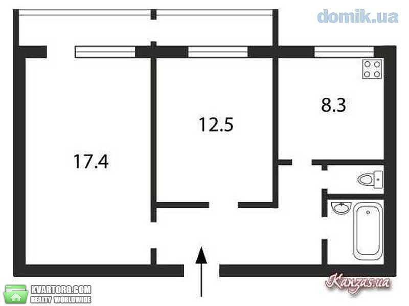 продам 2-комнатную квартиру Киев, ул. Панча 1 - Фото 7