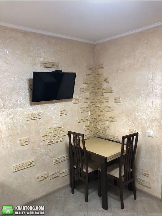 сдам 1-комнатную квартиру Киев, ул. Тимошенко 15Г - Фото 4