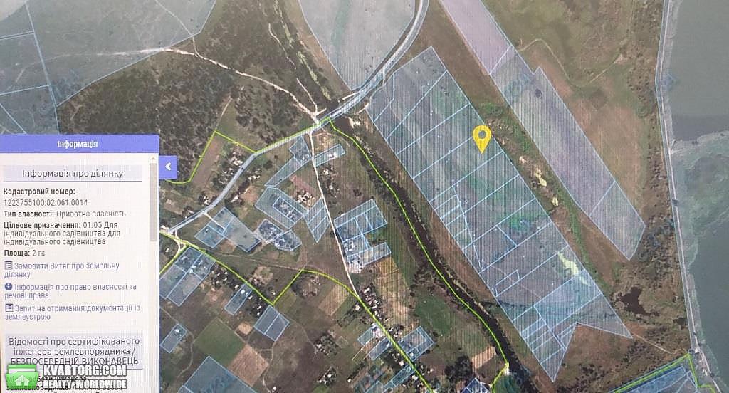 продам участок Днепропетровск, ул.Сотницкое - Фото 1