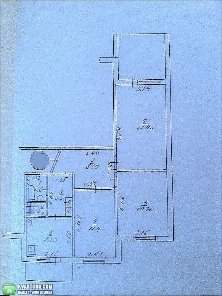 продам 3-комнатную квартиру Киевская обл., ул.Академика Вула 6 - Фото 8