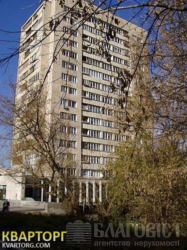продам 3-комнатную квартиру Киев, ул. Леси Украинки бул