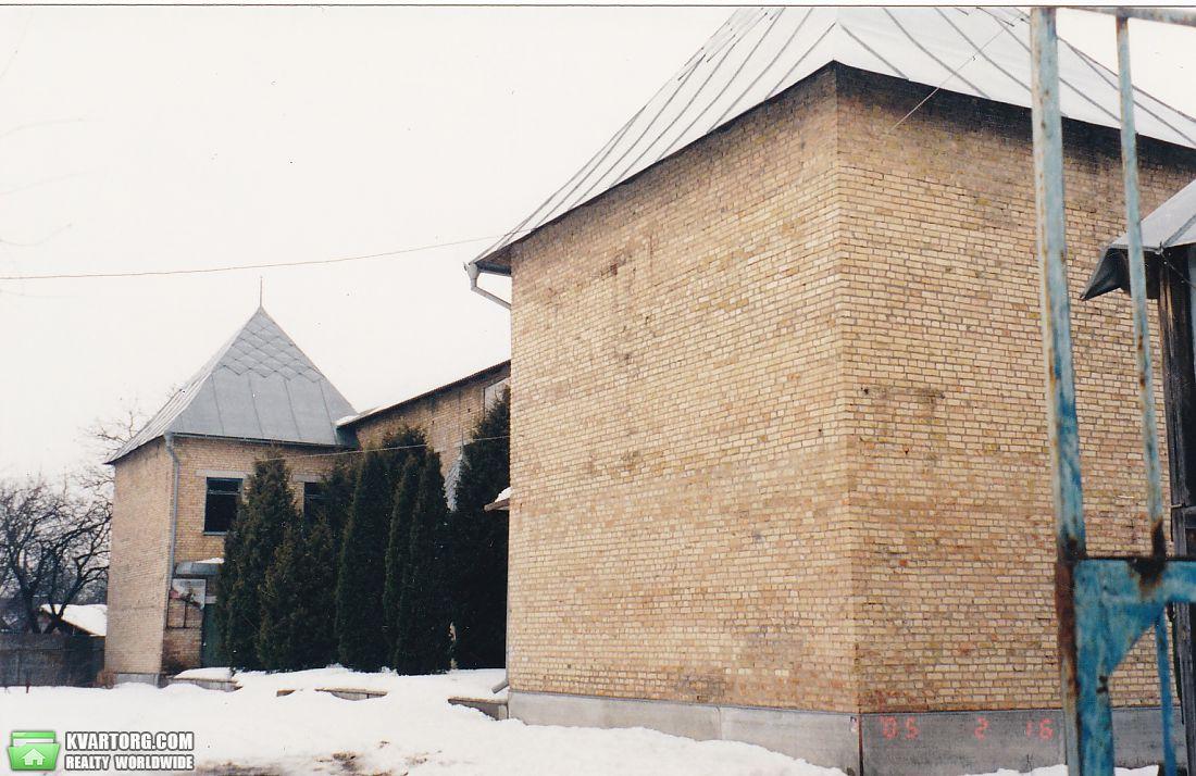 продам здание Киевская обл., ул.Дачный переулок 12 - Фото 1