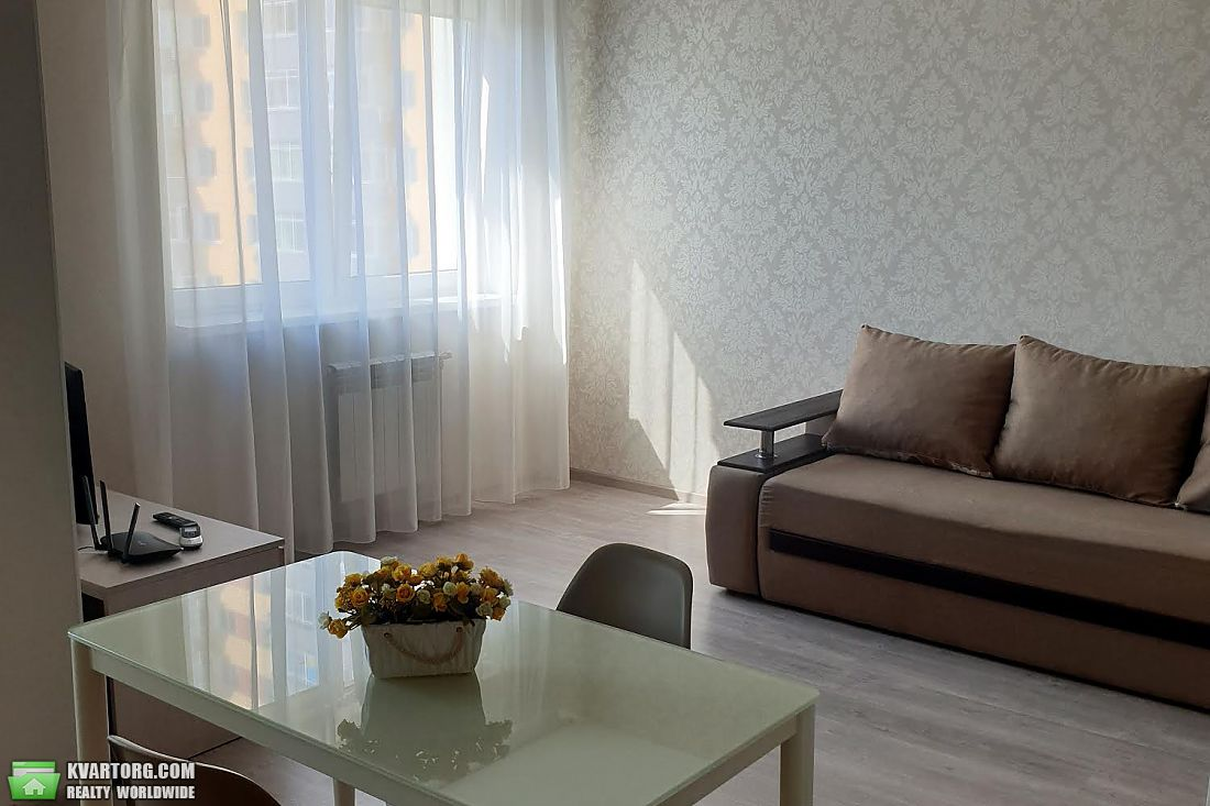 сдам 1-комнатную квартиру Киев, ул.Юрия Кондратюка 3 - Фото 2
