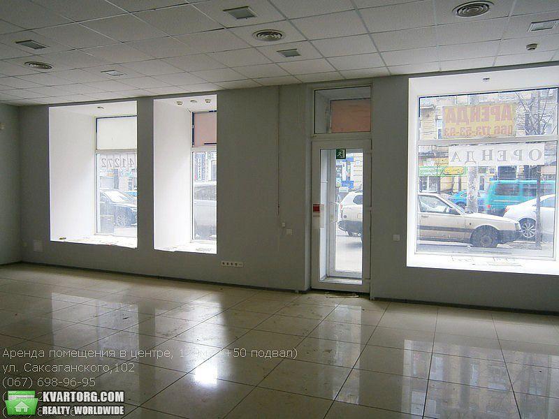 сдам магазин Киев, ул. Саксаганского 102 - Фото 1