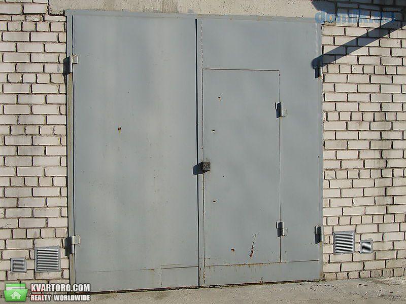 продам гараж. Киев, ул. Качалова 3. Цена: 13500$  (ID 2004863)