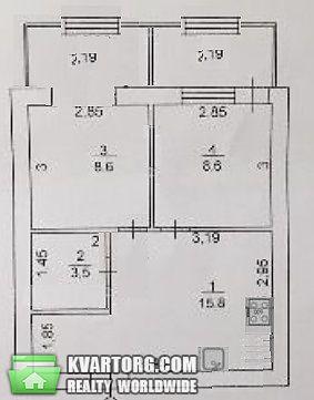 продам 2-комнатную квартиру Киев, ул. Вильямса 17 - Фото 6