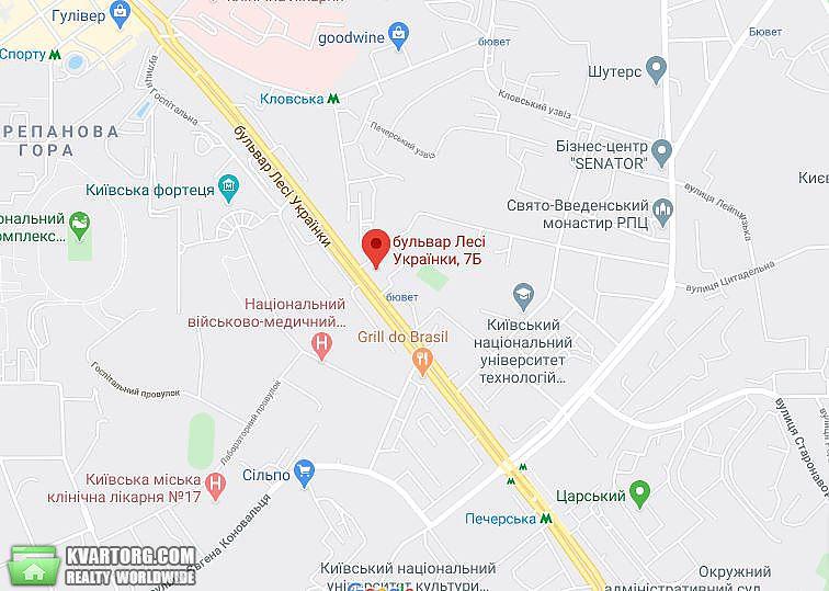 сдам 2-комнатную квартиру Киев, ул. Леси Украинки бул 7б - Фото 9