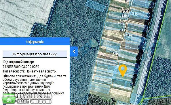 продам участок Чернигов, ул.с. Ягодное - Фото 7