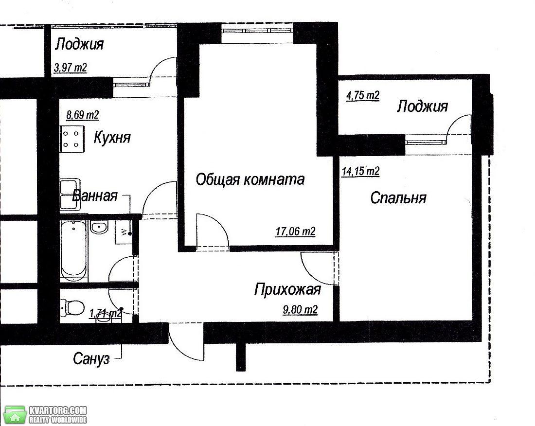 продам 1-комнатную квартиру Харьков, ул.Дзержинского 1 - Фото 2