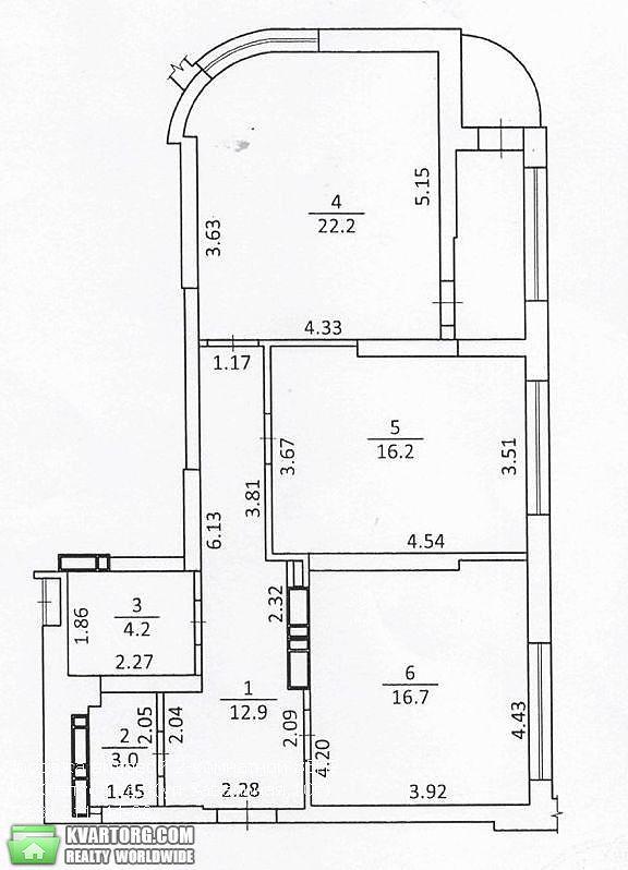 продам 2-комнатную квартиру Киев, ул. Завальная 10Г - Фото 3