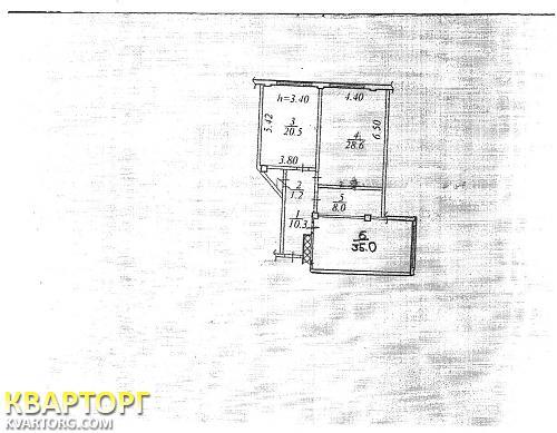 продам 3-комнатную квартиру Днепропетровск, ул.ворошилова - Фото 3