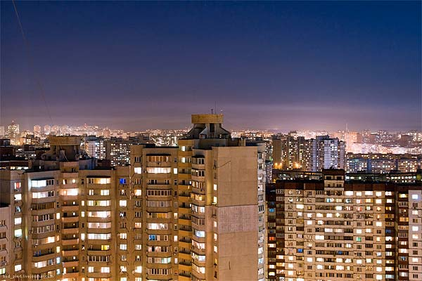 Где в Киеве доступное жилье для покупки
